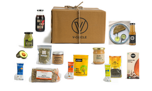 Subscription healthy foods box that gives you all the ingredients required to help you lose weight