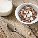 Cereal - Chocochip Oat Clusters & Ragi Flakes With Banana 350 gms - V-Circle Wellness