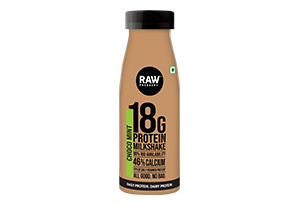 Chocolate and Milk Protein Shake (200 mL x 4)