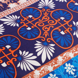 Blue Bohemian Bedding