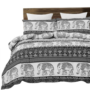 Elephant Bohemian Bedding - Tapestry Girls