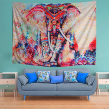 Load image into Gallery viewer, Elephant Pride Tapestry - Tapestry Girls