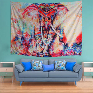 Elephant Pride Tapestry - Tapestry Girls