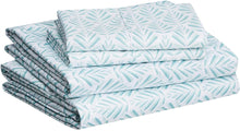 Load image into Gallery viewer, Fern Aqua Sheet Sets - Tapestry Girls
