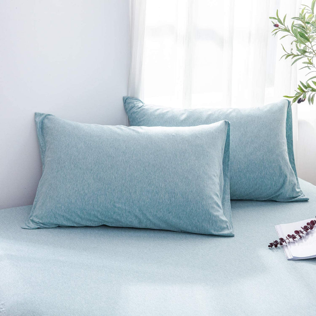The Loft Aqua Pillow Case Set - Tapestry Girls