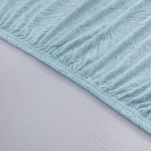 Load image into Gallery viewer, The Loft Aqua Fitted Sheet Set - Tapestry Girls