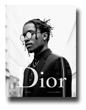 Load image into Gallery viewer, Asap Rocky Dior Poster - Tapestry Girls