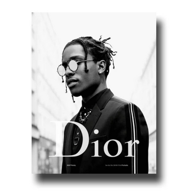 Asap Rocky Dior Poster - Tapestry Girls
