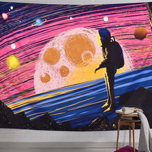 Load image into Gallery viewer, The Space Man Tapestry - Tapestry Girls