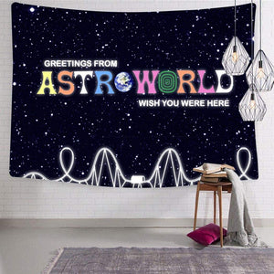 ASTROWORLD Tapestry