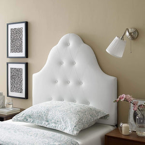 Ava White Headboard - Tapestry Girls