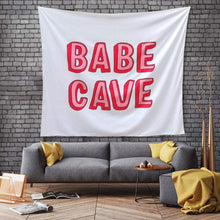 Load image into Gallery viewer, The Babe Cave Tapestry - Tapestry Girls