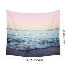 Load image into Gallery viewer, Beach Views Tapestry - Tapestry Girls