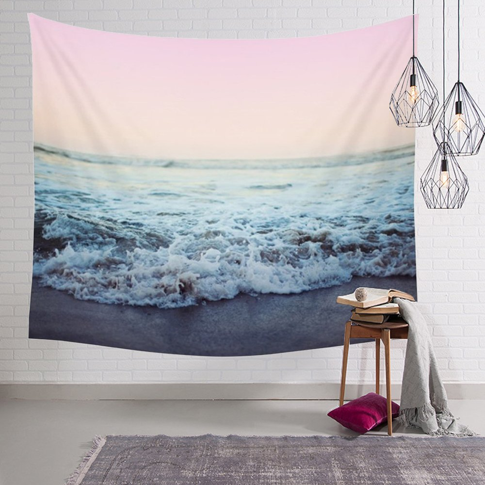 Beach Views Tapestry - Tapestry Girls