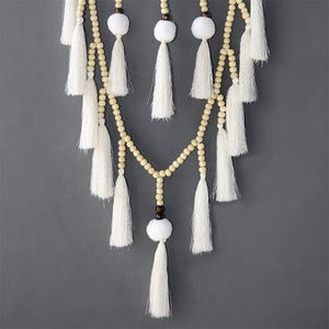 Beaded Macrame Dreamcatcher - Tapestry Girls