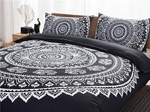 Load image into Gallery viewer, Black Bohemian Bedding - Tapestry Girls