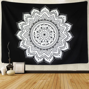 Black Ombre Tapestry - Tapestry Girls