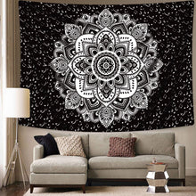 Load image into Gallery viewer, Black Bohemian Tapestry - Tapestry Girls
