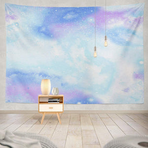 Blue Galaxy Tapestry - Tapestry Girls
