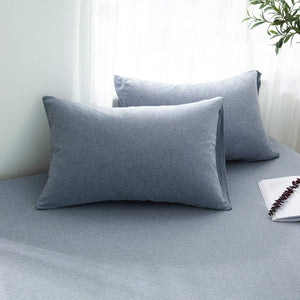 The Loft Blue Pillow Case Set - Tapestry Girls
