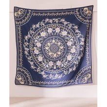 Load image into Gallery viewer, Navy Floral Tapestry - Tapestry Girls