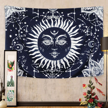 Load image into Gallery viewer, Blue Moon Tapestry - Tapestry Girls