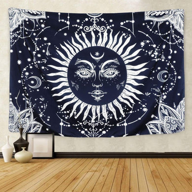 Blue Moon Tapestry - Tapestry Girls