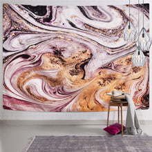 Load image into Gallery viewer, Bronze Marble Tapestry - Tapestry Girls