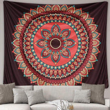 Load image into Gallery viewer, Auburn Mandala Tapestry - Tapestry Girls