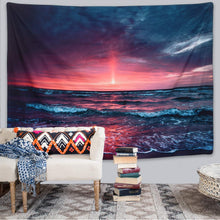 Load image into Gallery viewer, Beach Night Tapestry - Tapestry Girls