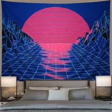 Load image into Gallery viewer, California Sun Tapestry - Tapestry Girls