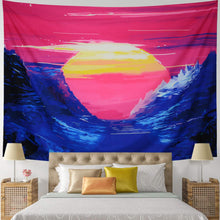 Load image into Gallery viewer, California Sunset Tapestry - Tapestry Girls