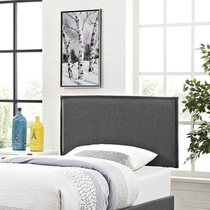 Camille Fabric Headboard - Tapestry Girls