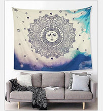 Load image into Gallery viewer, Celestial Sun Tapestry - Tapestry Girls