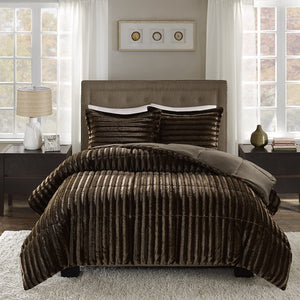 Chocolate Velvet Bed Set - Tapestry Girls