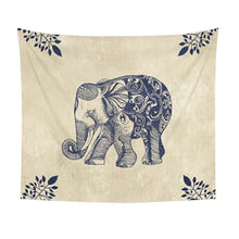 Load image into Gallery viewer, Native Creme Elephant - Tapestry Girls