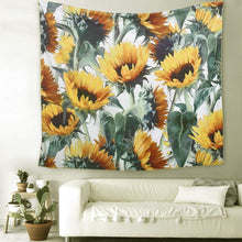 Load image into Gallery viewer, Summer Flower Tapestry - Tapestry Girls
