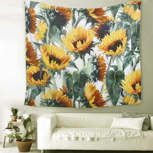 Summer Flower Tapestry - Tapestry Girls
