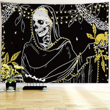 Load image into Gallery viewer, Day Of The Dead Tapestry - Tapestry Girls