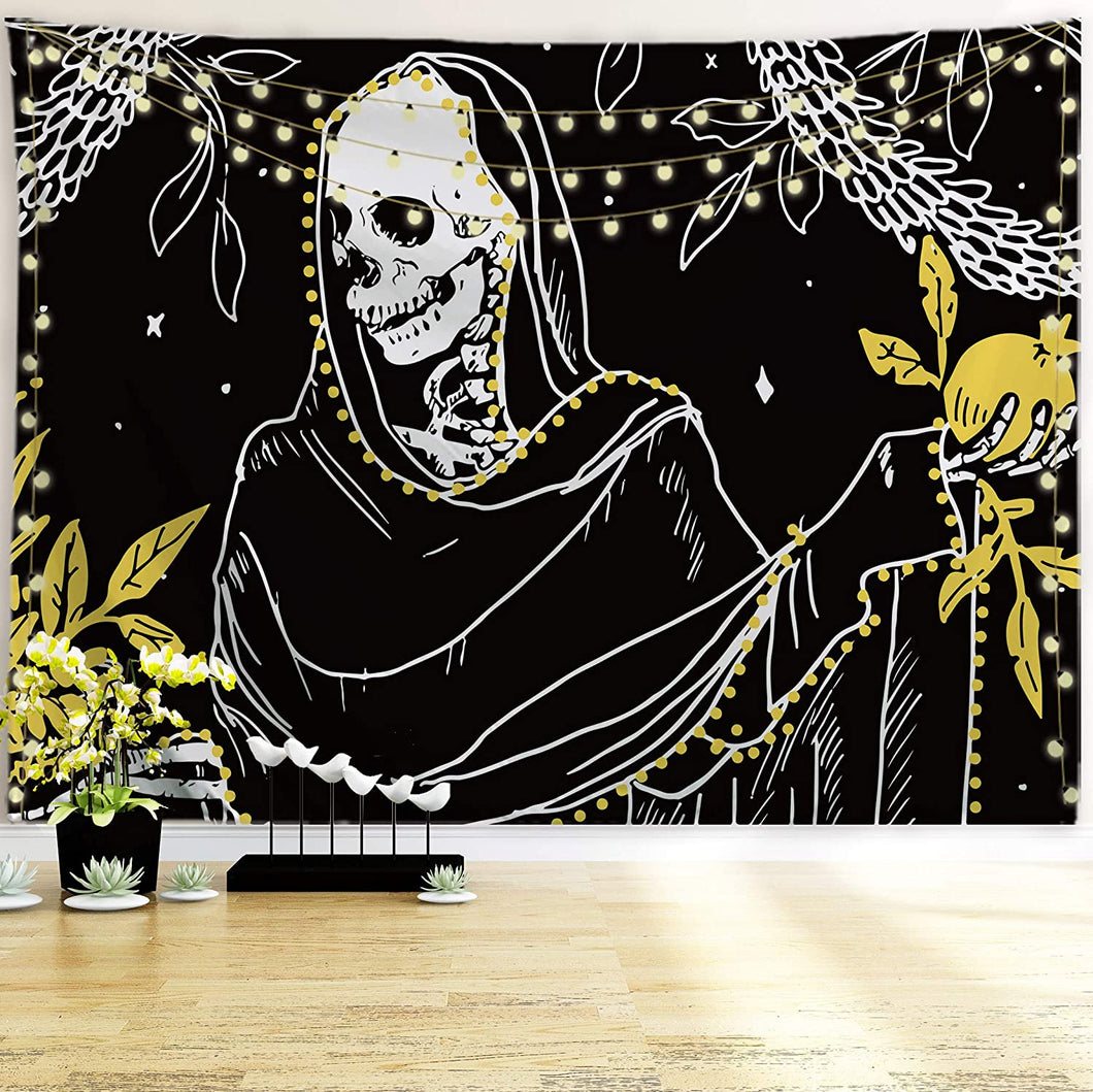Day Of The Dead Tapestry - Tapestry Girls