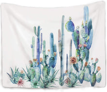 Load image into Gallery viewer, Desert Cactus Tapestry - Tapestry Girls