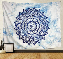 Load image into Gallery viewer, Blue Diamond Tapestry - Tapestry Girls