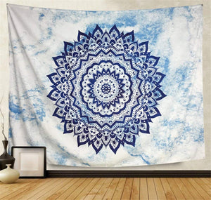 Blue Diamond Tapestry - Tapestry Girls