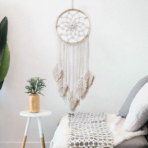Dream Macrame Dreamcatcher - Tapestry Girls