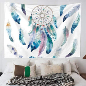 Natural Dream Catcher Tapestry - Tapestry Girls