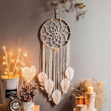 Load image into Gallery viewer, Dream Macrame Dreamcatcher - Tapestry Girls