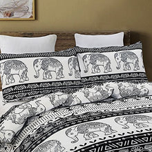Load image into Gallery viewer, Elephant Bohemian Bedding - Tapestry Girls
