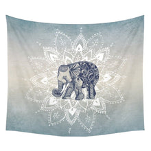Load image into Gallery viewer, Native Grey Elephant - Tapestry Girls