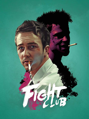 Fight Club Poster - Tapestry Girls