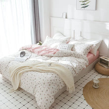 Load image into Gallery viewer, The Floral Pink Bed Set - Tapestry Girls